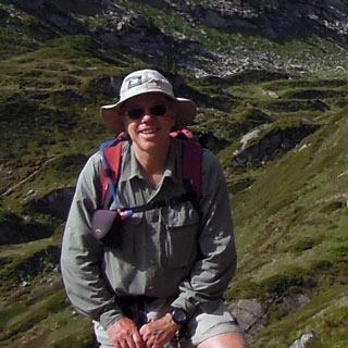 2013. The last trip. Zillertal Alps. Austria.