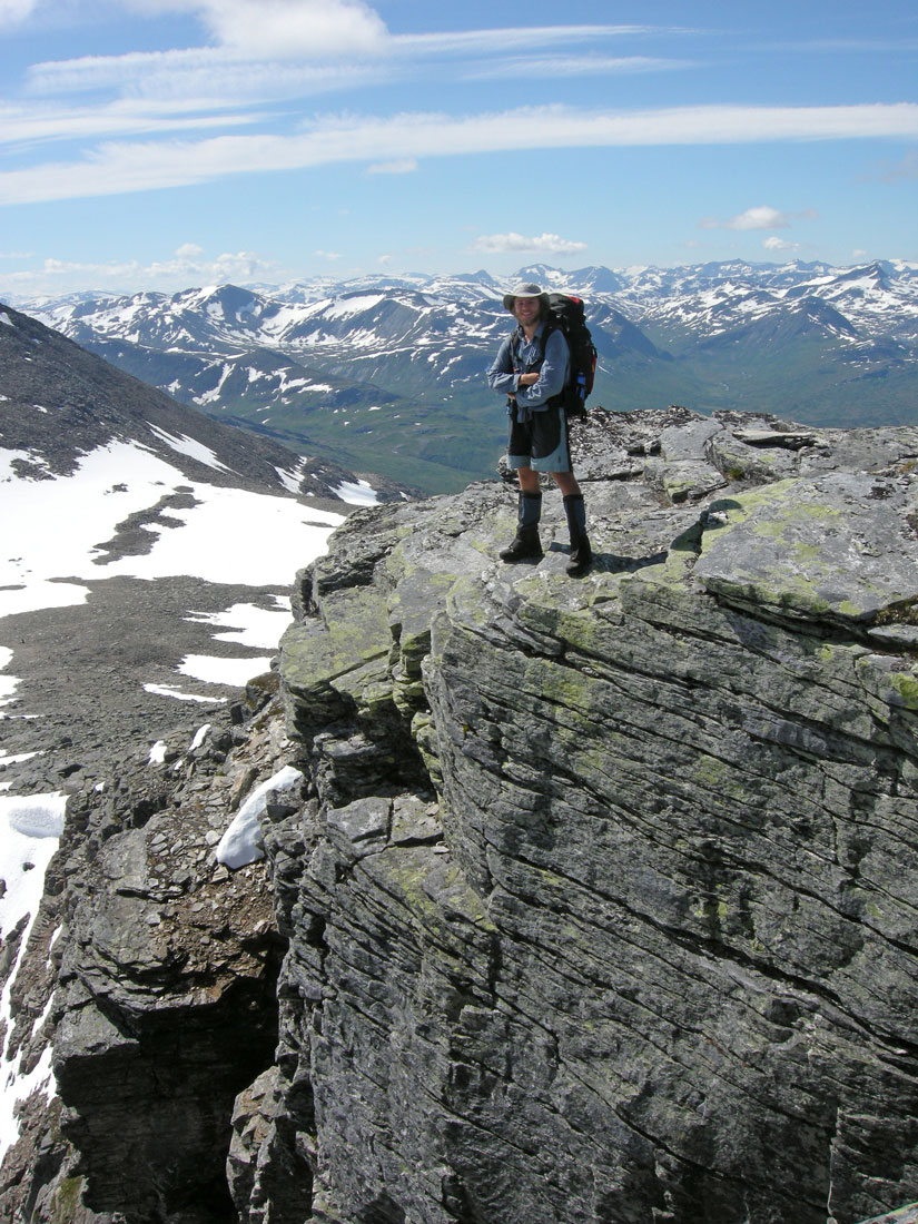Summit Trollhetta - yet another spectacular viewpoint