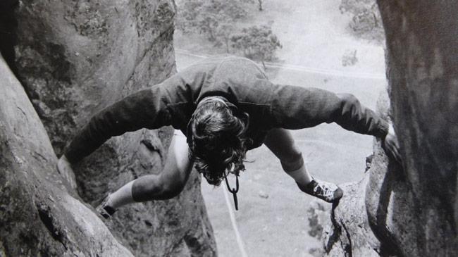 Roots, Rock, Arapiles climbing film