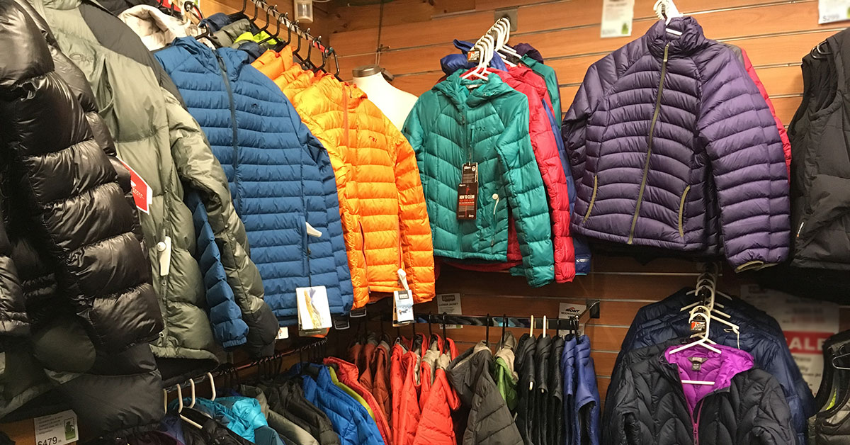 Down Jackets Insulated Jackets