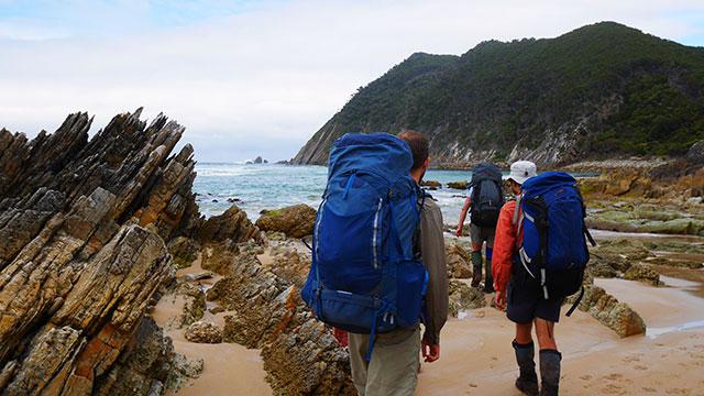 Mont Backcountry on the South Coast Track, Tasmania