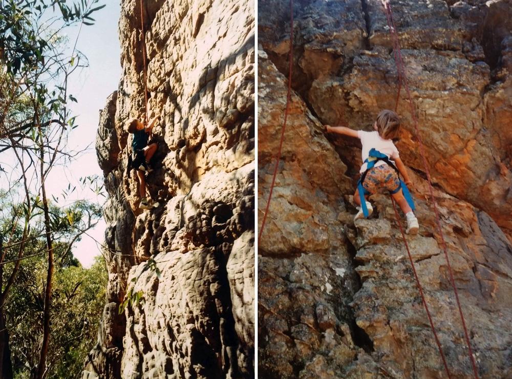 Summer Day Valley 1996