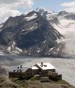 Braunschweiger Hütte. Otzal Alps. Austria
