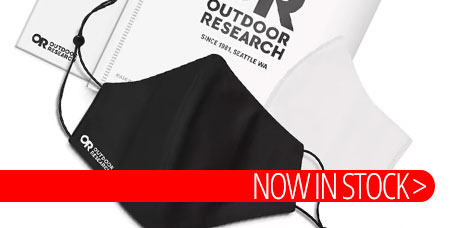 Pre-order face mask Outdoor Research